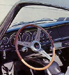 Asa 1000 coupe dash (1966)