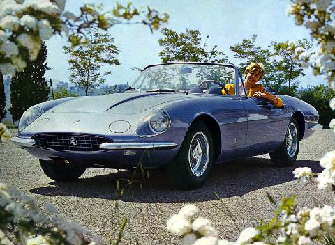 Ferrari California (1966)