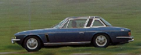 Jensen Interceptor Coupe (1976)