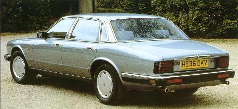 1990 jaguar xj6  Picture Gallery  Motorbase