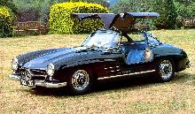 Mercedes Benz 300 SL (1956)