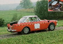 Sunbeam Tiger Works Rally Coupe (1964)