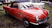 NSU Prinz Spider (1963, red bodywork)