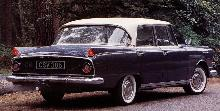 Borgward P100 Big Six (1960)