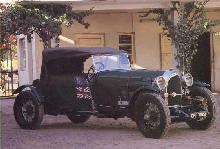Bentley 3 Litre (1923)