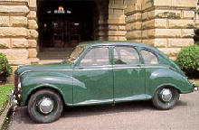 Jowett Javelin Pa Saloon Side View (1949)