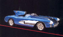 Chevrelot Corvette (1956)