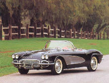 Chevrelot Corvette (1961)