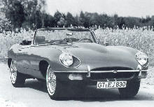 E-type 4.2 litre Roadster Series II