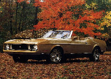 Ford Mustang Conv (1973)