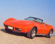 Chevrelot Corvette (1974)