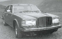 Bentley Mulsanne Turbo (1982)