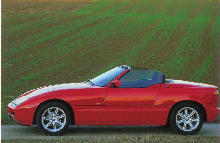 BMW Z1 Side view 2 (1988)