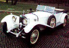 Mercedes Benz Type S (1928)