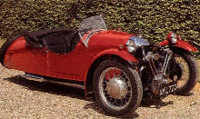 Morgan Super Sports (1933)