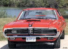 Mercury Cougar Eliminator 1 (1969)