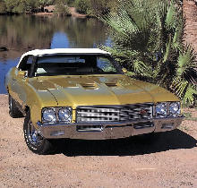 Buick GS Rag 455a (1970)