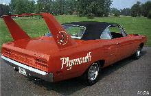 Plymouth Road Runner Superbird (1970)