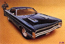 Plymouth Sport Fury GT1 (1970)