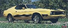 Ford Mustang Mach1 1 (1973)