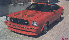 Ford Mustang II (1978)