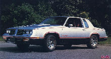 Cutlass/Hurst and 4-4-2