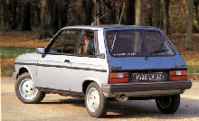 Citroen Lna 11 Re (1985)