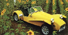 Caterham Super Seven 1 8 Vvc (1999)