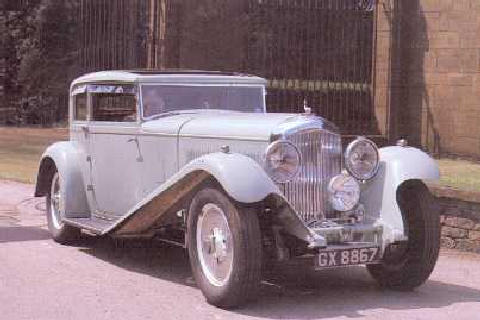 Bentley 8 Litre (1932)