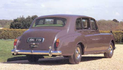 Rolls Royce Phantom Vi (1968)