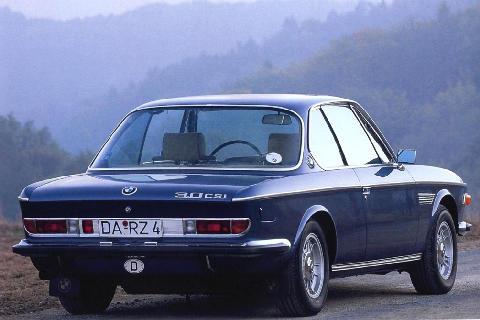 BMW 3.0 CS/Csi - Motorbase