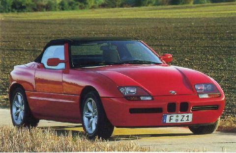 BMW Z1 - Motorbase