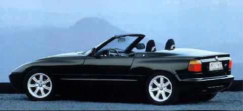 BMW Z1 Side view (1989)