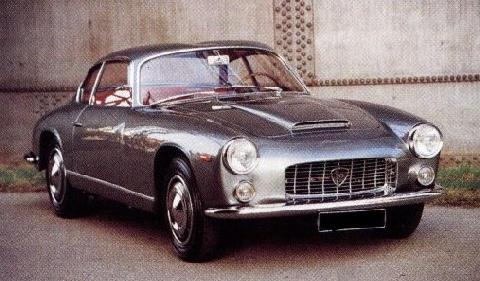 Lancia Flaminia Sport Zagato 1961 Picture Gallery Motorbase