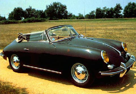 Porsche 356C - Vehicle Summary - Motorbase