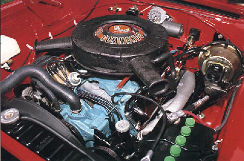 Dodge 383 Engine (1967) - Picture Gallery - Motorbase
