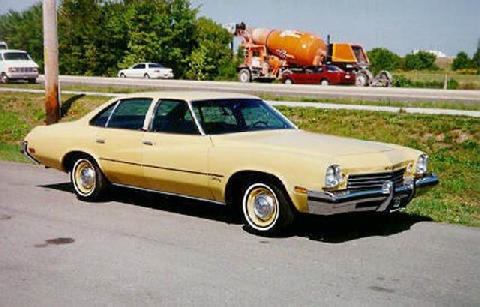 Buick Century Sedan 1973 Picture Gallery Motorbase