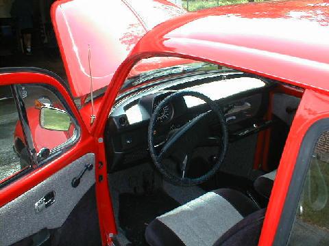 Volkswagen super beetle interior 1974 picture gallery motorbase volkswagen super beetle interior 1974 freerunsca Images