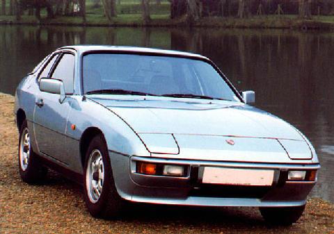 Porsche 924 - Motorbase
