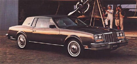 Buick Riviera S Type Coupe (1980)