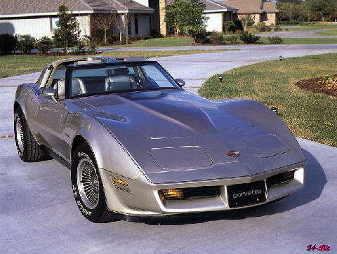 Chevrolet Corvette Collector Edition 1 (1982)