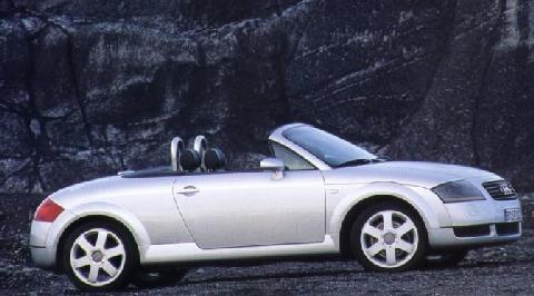 Audi TT Roadster 8t Quattro 2 1999