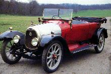 Angus Sanderson 14hp Touring (1920)