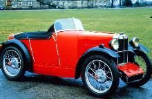 Mg M Midget Roadster (1928)