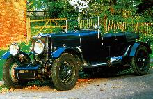 Mg 18 100 Six Mk Iii Tourer (1930)