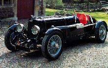 Aston Martin Ulster Roadster (1935)
