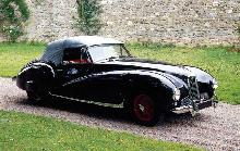 Aston Martin Db1 Convertible (1949)