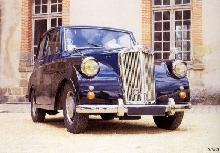 Triumph Mayflower (1950)