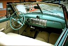 Chevrolet Deluxe Convertible Dash Mmod  (1952)