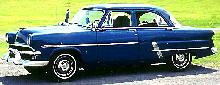 Ford Customline Fordor Svl Carnut Mmod  (1953)